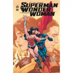 SUPERMAN & WONDER WOMAN -...