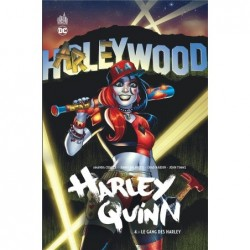 HARLEY QUINN  - TOME 4