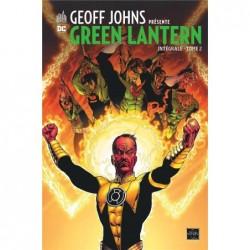 GEOFF JOHNS PRESENTE GREEN...