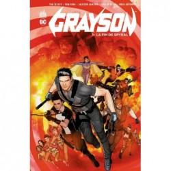 GRAYSON  - TOME 3