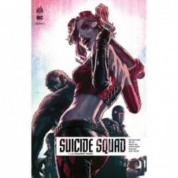 SUICIDE SQUAD REBIRTH - TOME 1