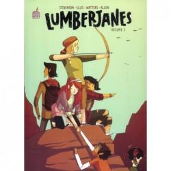 LUMBERJANES INTEGRA - TOME 1