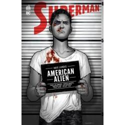 SUPERMAN AMERICAN ALIEN -...