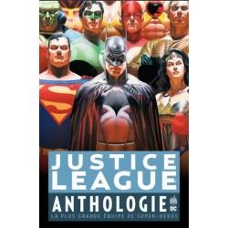JUSTICE LEAGUE ANTHOLOGIE -...