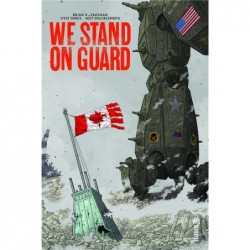 WE STAND ON GUARD - TOME 0