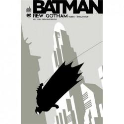 BATMAN NEW GOTHAM  - TOME 1