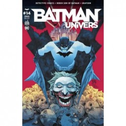 BATMAN UNIVERS 14 JAMES...
