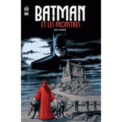 BATMAN & LES MONSTRES - TOME 0