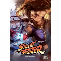 STREET FIGHTER  - TOME 1