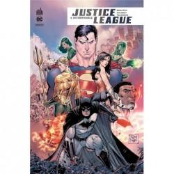 JUSTICE LEAGUE REBIRTH -...