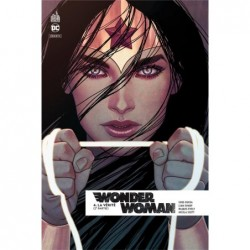 WONDER WOMAN REBIRTH - TOME 4