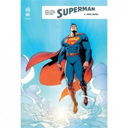 SUPERMAN REBIRTH - TOME 4