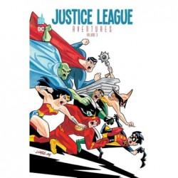 JUSTICE LEAGUE AVENTURES  -...