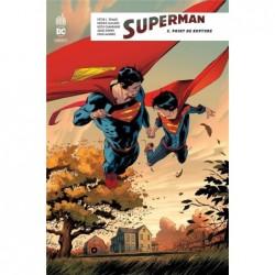 SUPERMAN REBIRTH - TOME 5