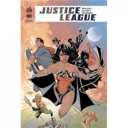 JUSTICE LEAGUE REBIRTH -...
