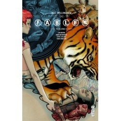 FABLES INTEGRALE  - TOME 1