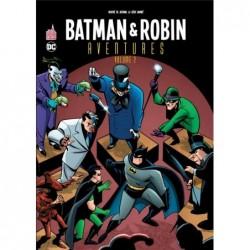 BATMAN AND ROBIN AVENTURES...