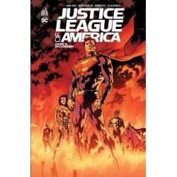 JUSTICE LEAGUE OF AMERICA...