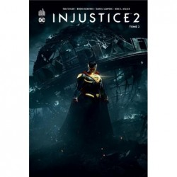 INJUSTICE 2  - TOME 2