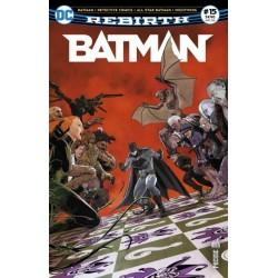 BATMAN REBIRTH 15 TIM DRAKE...