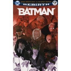 BATMAN REBIRTH 16 LE CHOIX...