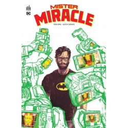 MR MIRACLE - TOME 0