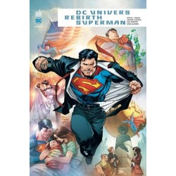DC UNIVERS REBIRTH :...