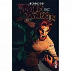 FABLES - THE WOLF AMONG US...