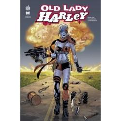 HARLEY QUINN : OLD LADY...