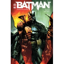 BATMAN JOURS DE COLERE -...