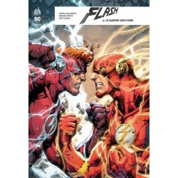 FLASH REBIRTH  - TOME 6