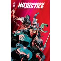 JUSTICE LEAGUE : NO JUSTICE...