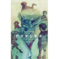FABLES INTEGRALE  - TOME 8