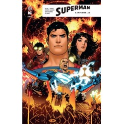 SUPERMAN REBIRTH - TOME 6