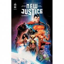 NEW JUSTICE  - TOME 1