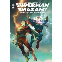 SUPERMAN/SHAZAM: PREMIERS...