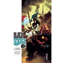 BLACK SCIENCE  - TOME 8