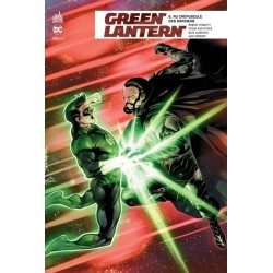 GREEN LANTERN REBIRTH  -...