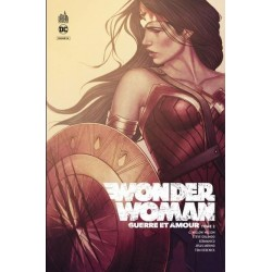 WONDER WOMAN GUERRE & AMOUR...