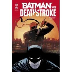 BATMAN VS DEATHSTROKE  -...