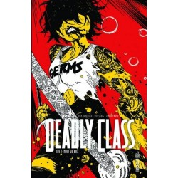 DEADLY CLASS - TOME 8