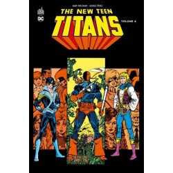 NEW TEEN TITANS - TOME 4