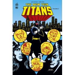 NEW TEEN TITANS - TOME 3