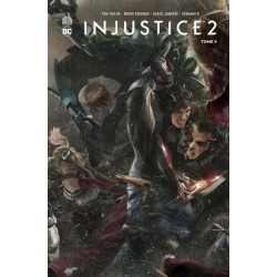 INJUSTICE 2  - TOME 5