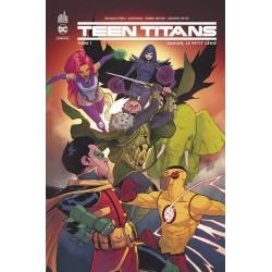 TEEN TITANS REBIRTH - TOME 1
