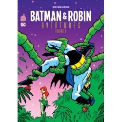 BATMAN & ROBIN AVENTURES  -...