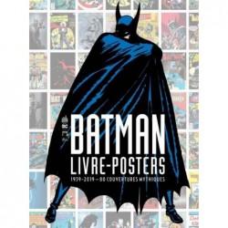 BATMAN - LIVRE-POSTERS...