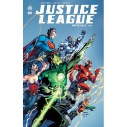 JUSTICE LEAGUE INTEGRALE -...