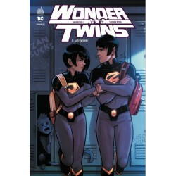 WONDER TWINS  - TOME 1