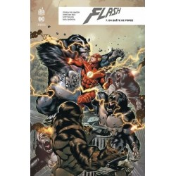 FLASH REBIRTH  - TOME 7